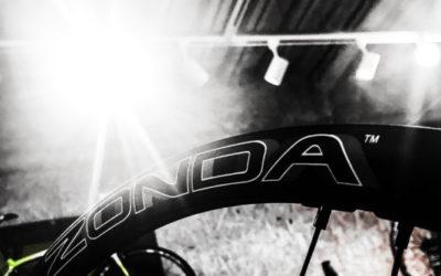 カンパニョーロ ZONDA DB   ディスクロードにベストマッチなホイール!