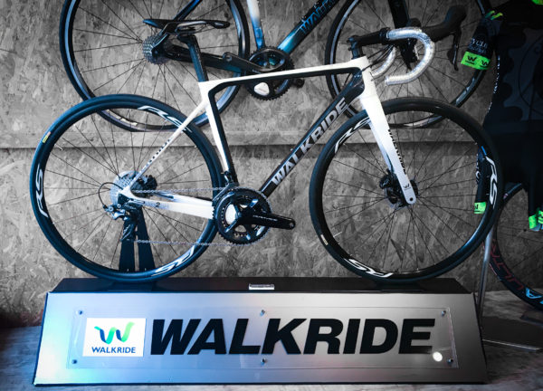 WALKRIDE WR2SR 展示が始まりました!
